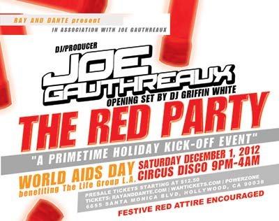 Red Party 2012