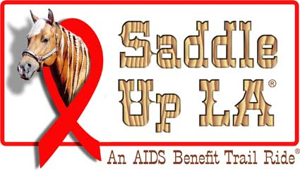"Saddle Up LA"" AIDS Benefit Horseback Trail Ride"